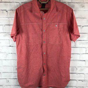 Black Diamond Mens XL Solution Chambray Shirt